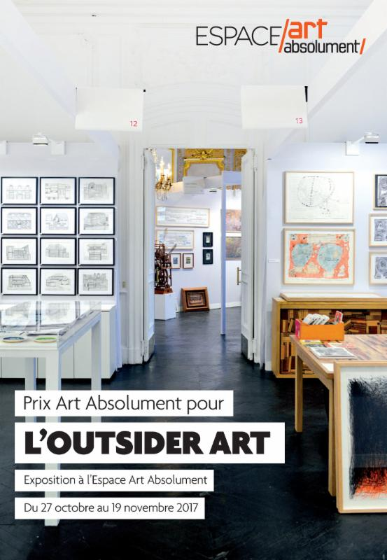 New Outsider Art Prize in Paris