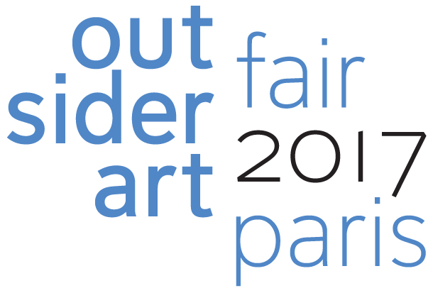 Outsider Art Fair Paris 2017